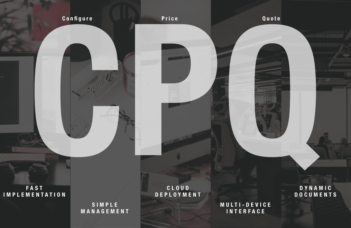 CPQ software